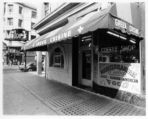 Minerva Cafe San Francisco