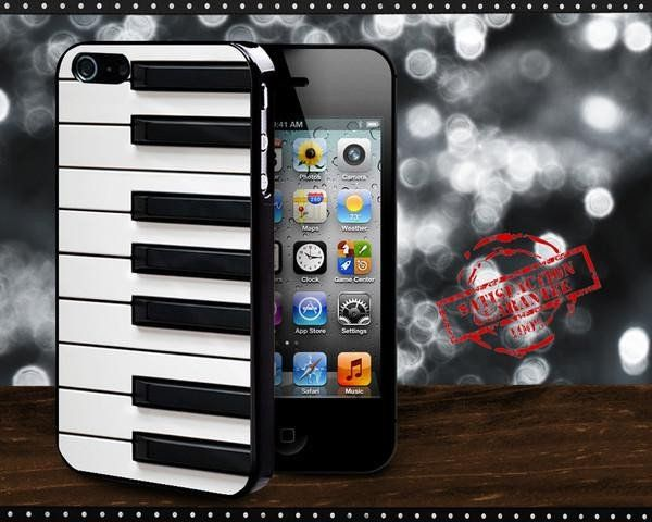 Piano Keyboard iphone case, smartphone