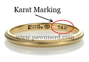how much to pawn shops pay for karat gold #pawn #pawnnerd #money #getmoney