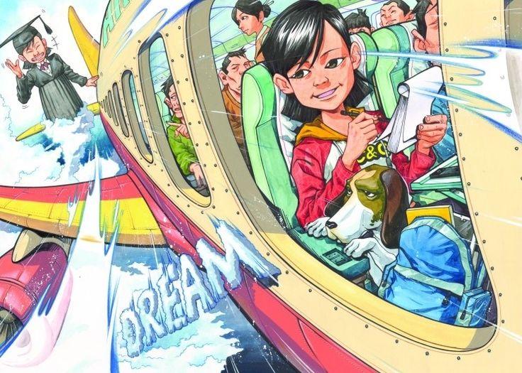 <인천만화학원/인천애니스타/인천미술학원> 건국대유형 상황표현 연구작 : 네이버 블로그