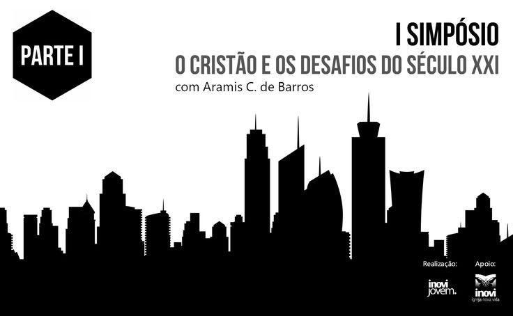 Dias 06 e 13 de Junho de 2015, ocorreu em Guaratinguetá/SP o I Simpósio: o cristão e os desafios do século XXI, ministrado pelo comunicador social e professo...