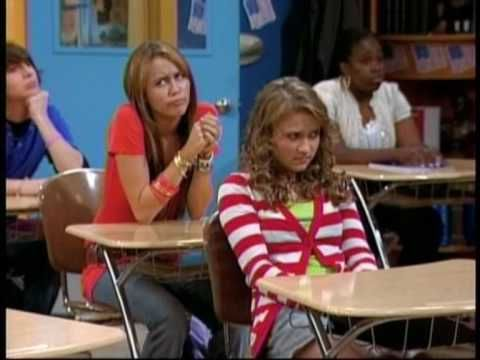 Hannah Montana funny moments I miss this show!