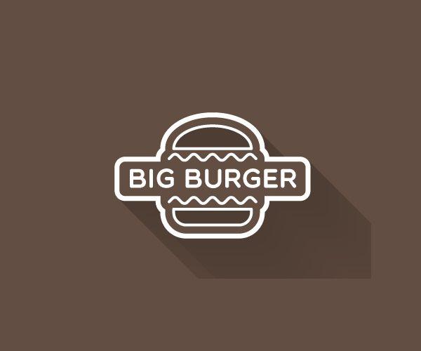 big-burger-logo-design