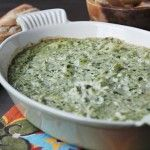 Creamy+Vegan+Artichoke+Spinach+Dip+(without+the+junk!)