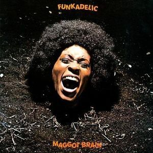 Maggot Brain - Funkadelic, Vinyl