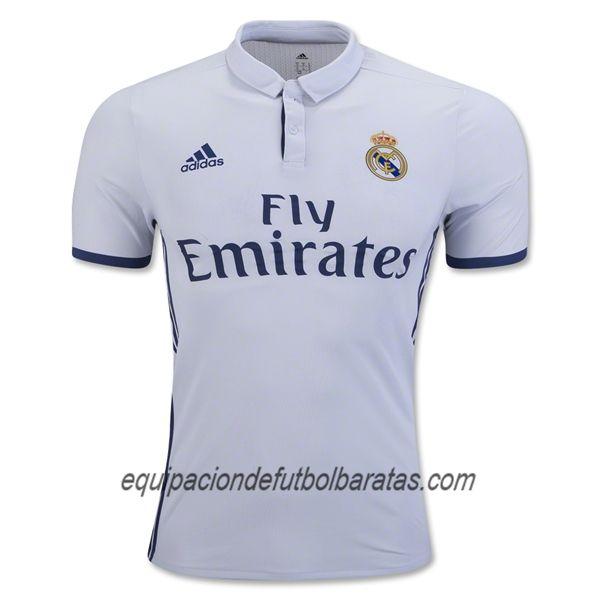 Camiseta Real Madrid 2016/17 Primera Equipacion