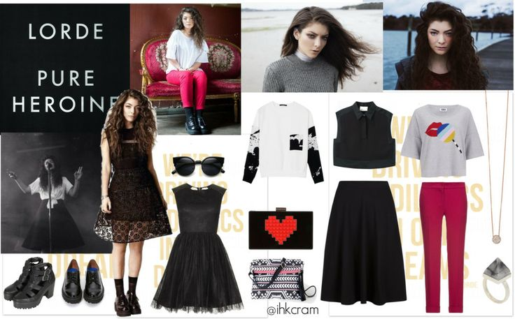 steal her style : praise the Lorde!