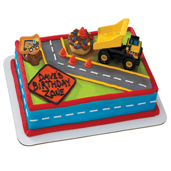 Tonka Cake Decorating Kit 2 Pieces Includes 1 Truck