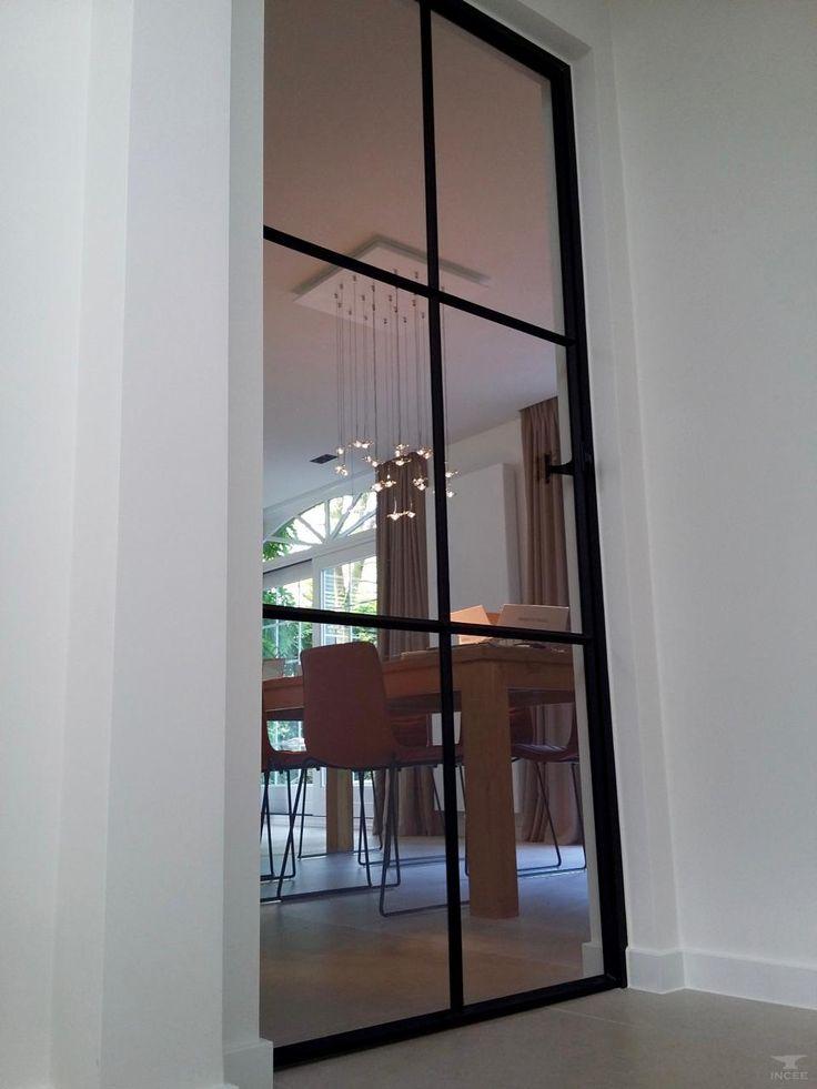 smeedijzeren deur stalen deur INCEE incee #INCEE house home interieur huis
