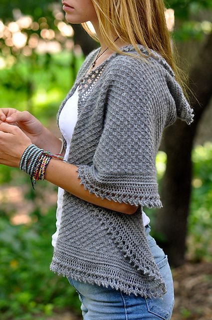 Ravelry: Wilmington Shawl pattern by Beth Kling - I need to learn knitting