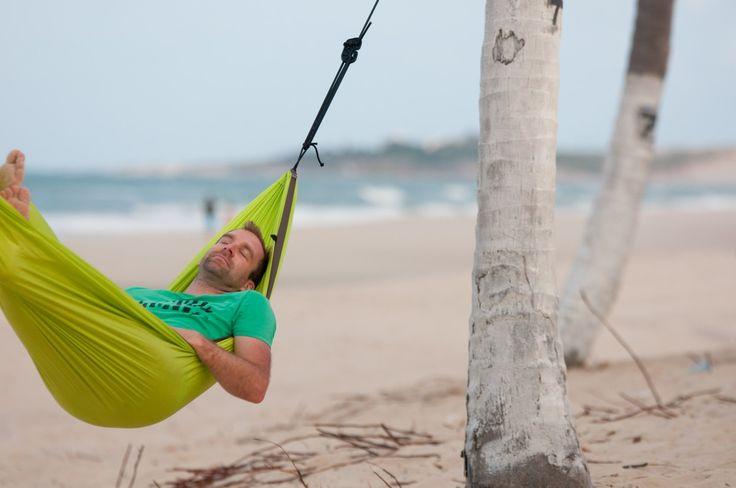 Cestovní houpací síť La Siesta Colibri - green :: Ekupectví - Vaše kupectví online