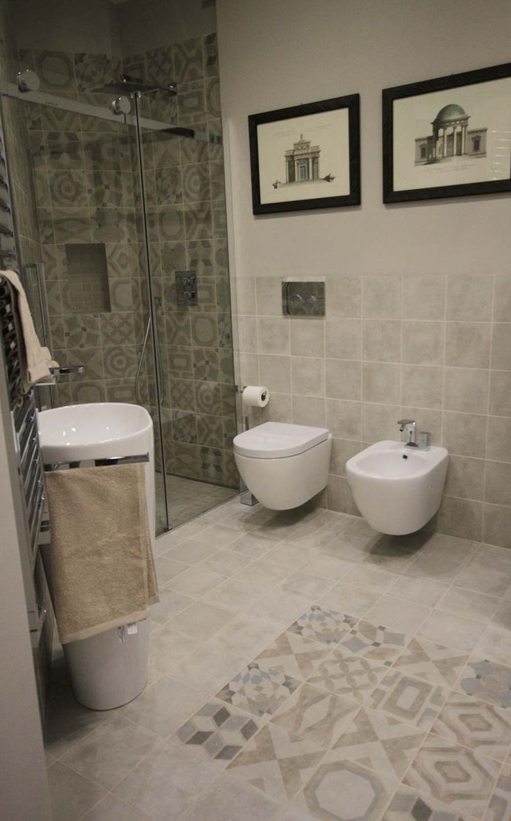 58 best bathroom images on pinterest bathroom floor and pavement this home renovation project takes place in rome and focuses on home design with the extraordinary home renovationsceramic tile dailygadgetfo Images