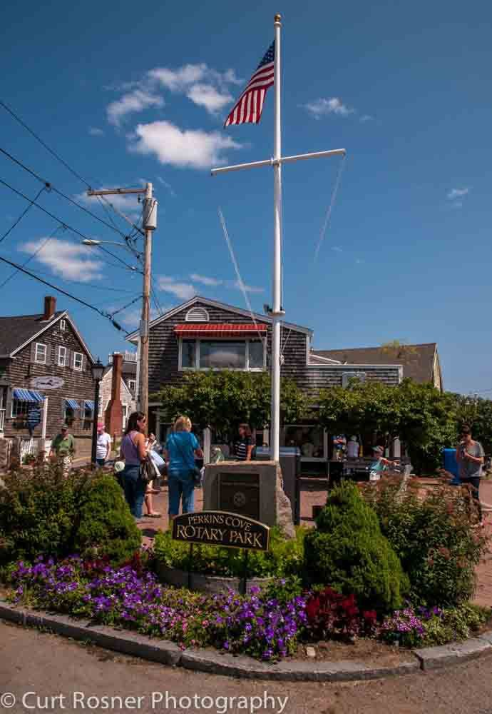 Perkins Cove, Ogunquit, Maine a very quaint place to see.