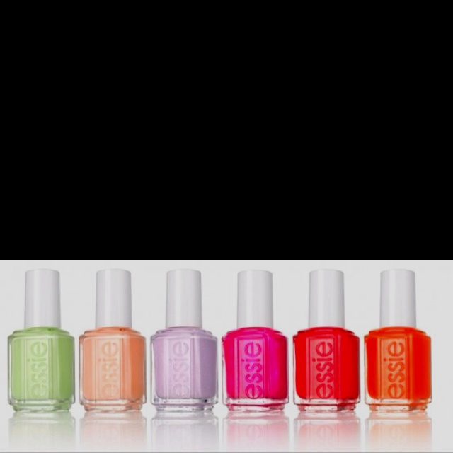Essie's new spring colors NEED NEED NEED: Spring Colors