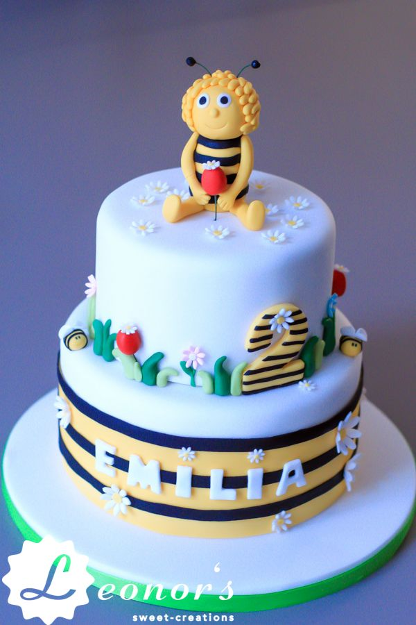 Maya The Bee Cake Topper