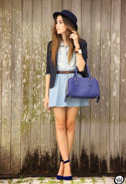 Magnificas Faldas cortas de temporada : Modernas de faldas Primavera Verano