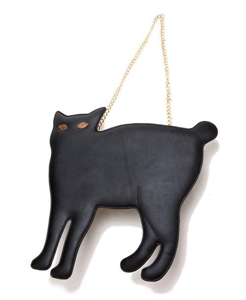"""""""souk"""" cat clutch - FIVE & DIME"""