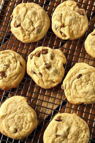 """Jane's """"Subway"""" Chocolate Chip Cookies"""