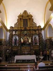 Iglesia de santa Elena Caravaca de la cruz