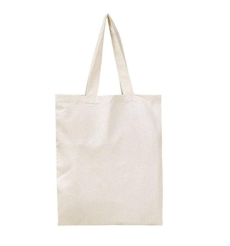 Medium Jute Blend Burlap Tote Bags Bulk With Full Gusset B912