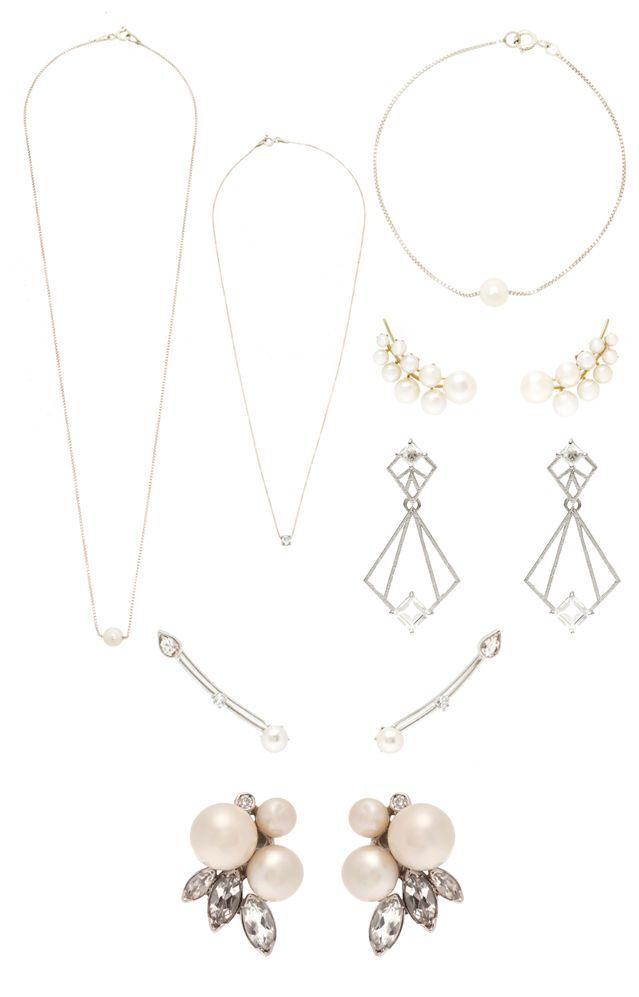 Carol Bassi   Giselle Nasser |Coleção de joias para noivas