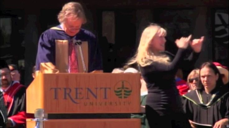 Convocation 2014: Honorary Doctor of Science Wade Davis' Address