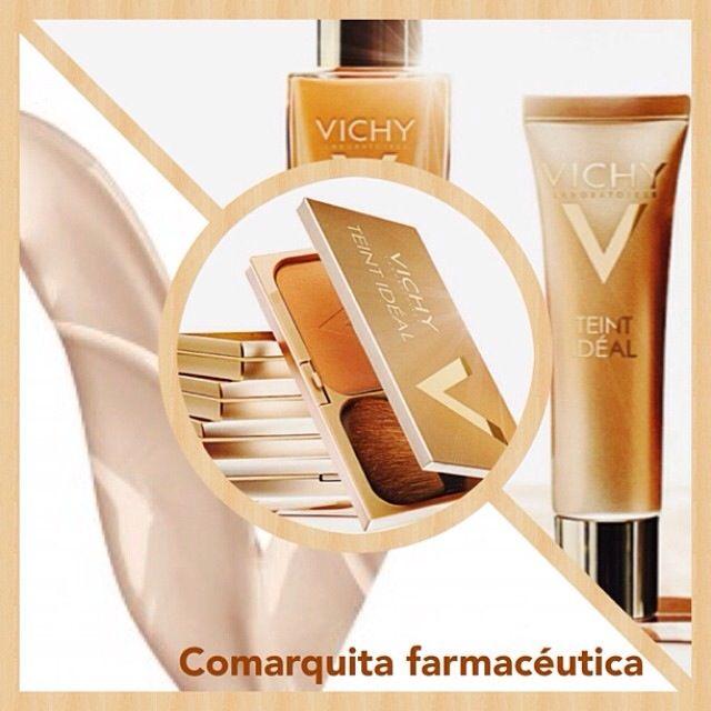 ¿Cómo podemos captar la luz del día para revelar nuestra #belleza de forma natural? Si quieres descubrir más de este fondo de maquillaje síguenos en #Twitter (@comarquitafarma) y #Facebook (comarquitafarmaceutica)  #comarquitafarmaceutica #makeup #dermocosmetica #dermofarmacia #maquillaje #Pielsensible #beauty #idealia #vichy #blogger #farmacia