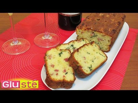 Recipe for salt cake by Giusté Kitchen