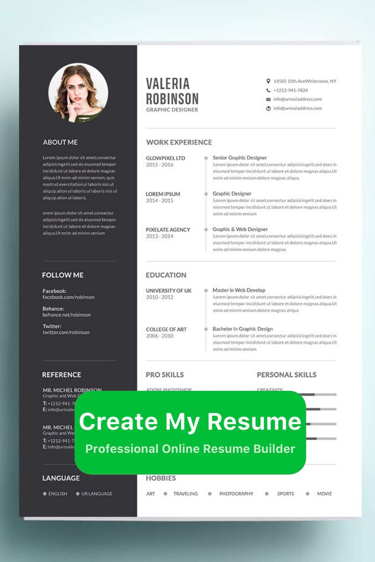 How to get an outstanding resume without the help of a hr