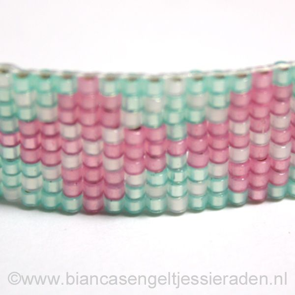Indian Lucky Armband Crossed Diamond http://www.biancasengeltjessieraden.nl/c-2266809/indian-lucky-armband/