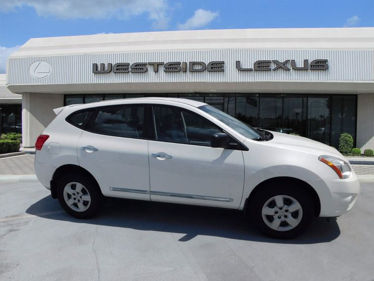Awesome Nissan 2017: 2013 Nissan Rogue FWD S 2013 Nissan Rogue FWD S with 34,299 Miles miles Pearl White SUV 2.5L DOHC SMPI 1 Check more at http://24auto.ga/2017/nissan-2017-2013-nissan-rogue-fwd-s-2013-nissan-rogue-fwd-s-with-34299-miles-miles-pearl-white-suv-2-5l-dohc-smpi-1/