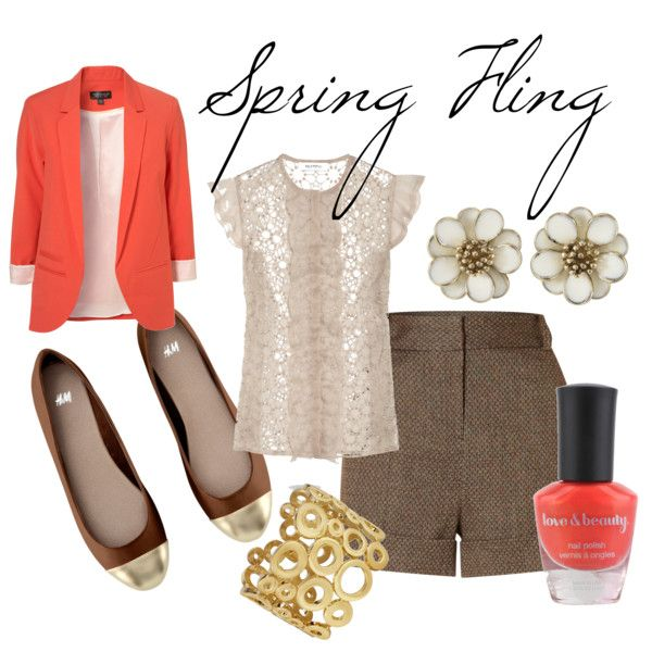 Spring into Fashion | Idea for Spring fling wear