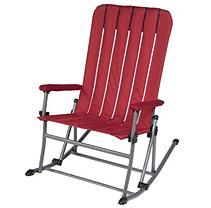 Member's Mark Portable Rocking Chair - Red
