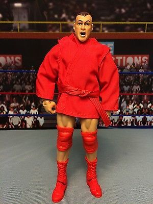WWE Wrestling Mattel Elite Series 5 Vladimir Kozlov Figure with Jacket Accessory