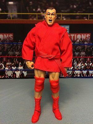 WWE Wrestling Mattel Elite Series 5 Vladimir Kozlov Figure with Jacket Accessory
