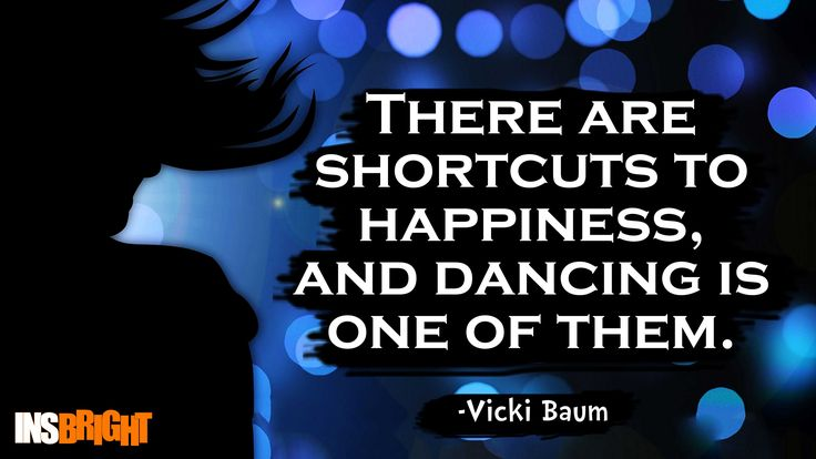 10+ Inspirational Dance Quotes Images by Famous Dancer   Insbright