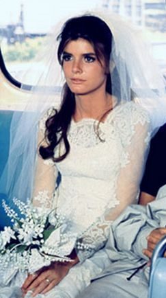 Katharine Ross, 1967...she was on The Graduate and Butch Cassidy and the Sundance Kid
