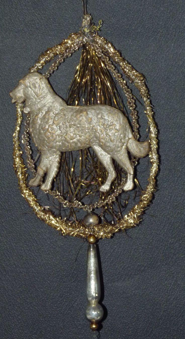 Victorian christmas ornaments - Victorian Christmas Ornament