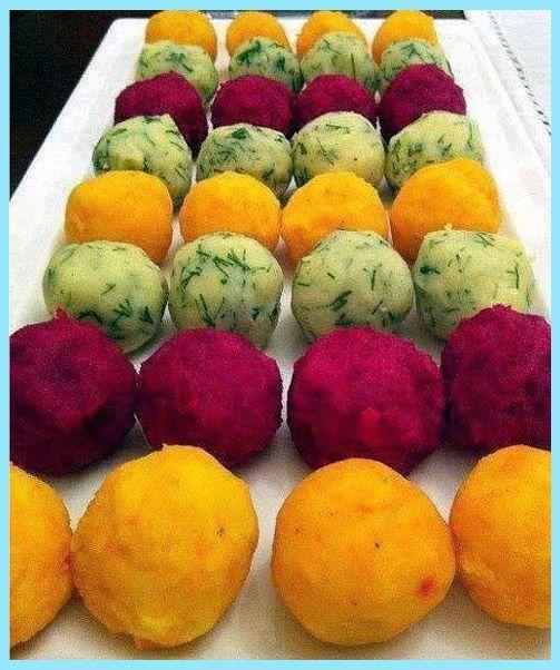 rengarenk patates topları nasıl yapılır, rengarenk patates topları tarifi, rengarenk patates topları yapılışı, rengarenk patates topları, renkli patates topları, renkli patates topları yapılışı, renkli patates topları tarifi, patates topları nasıl yapılır, patates topları, patates püresi,