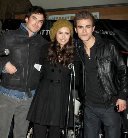 nina dobrev WITH PAUL PHOTOS | inspirational quotes about life tattoos ,