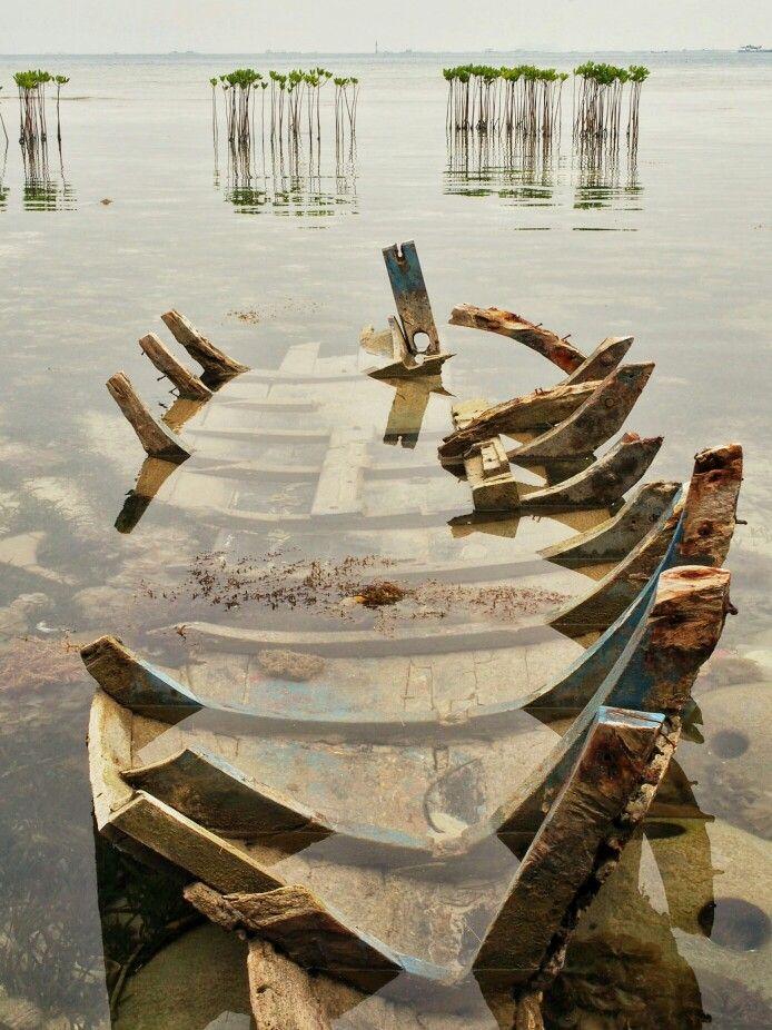 Retired, Pramuka Island - Kep Seribu