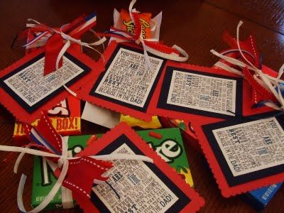 fathers day favors