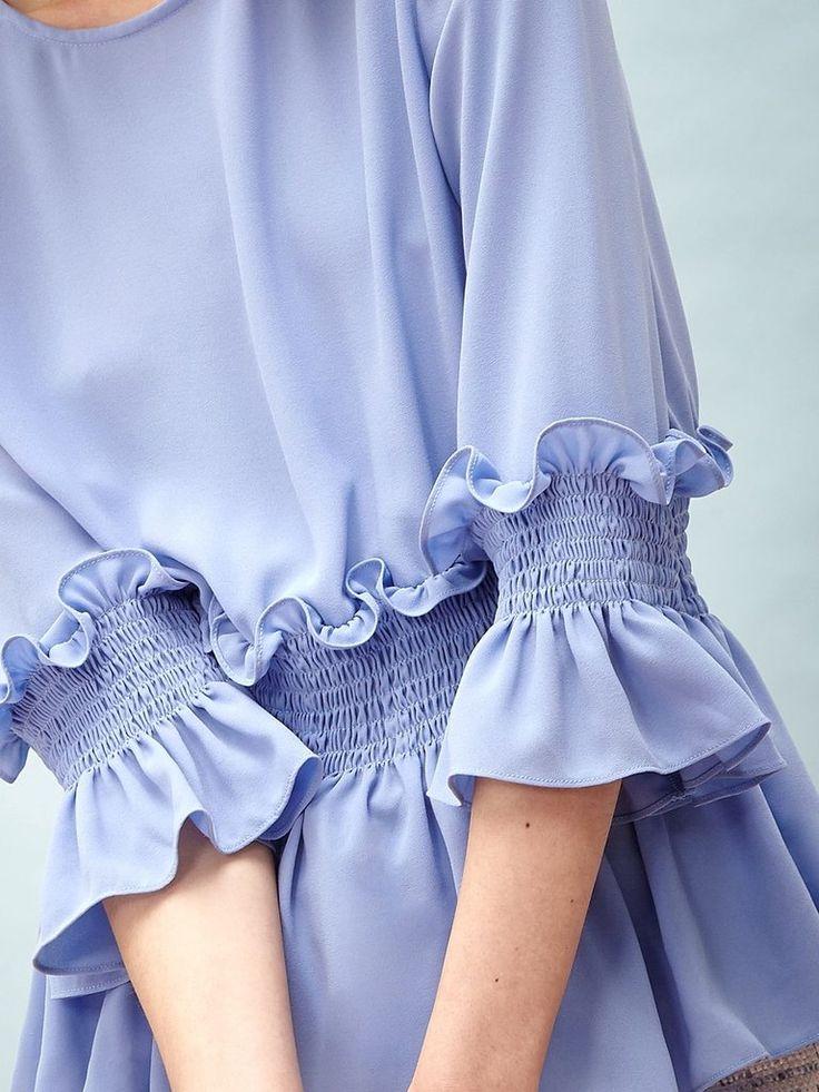 Bombay Blue Smock Top – Sister Jane
