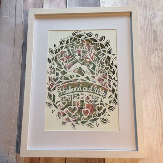 Perfect Wedding Gifts: 26 Best 2nd Wedding Anniversary Gift Ideas