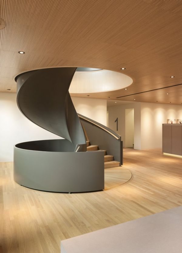 The 25 Most Creative And Modern Staircase Designs | E l i ...
