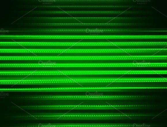 Green Futuristic Computer Code Background Postcard Design Green Coding