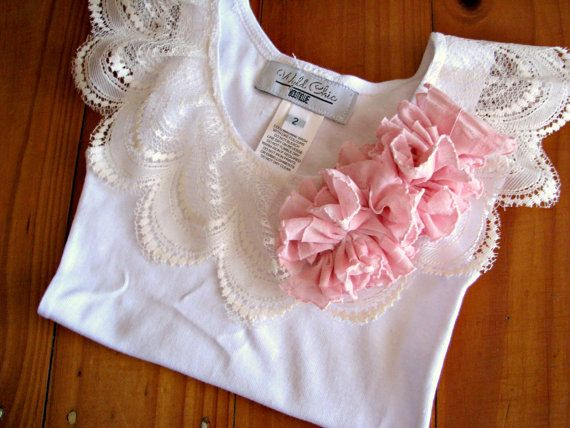Martina Baby Girls Embellished Singlet by WyldChicBoutique on Etsy, $19.00