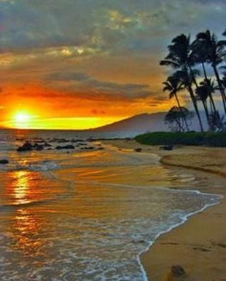 Here at Quam Properties we're the Maui Vacation Rental Specialists! Give us a call today. # in bio! #sunset #hawaii #pictureperfect