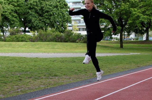 träningsprogram styrketräning plyometrics