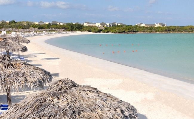 Cuba: Playa Megano - Cayo Ensenacho